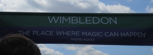 Wimbledon Agassi quote